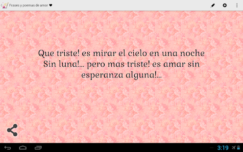 Frases y Poemas de Amor- screenshot thumbnail