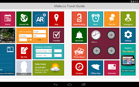 Malacca Travel Guide screenshot 7