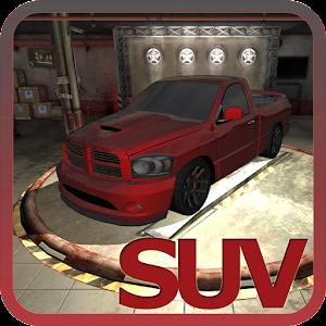 Extreme SUV Simulator 3D LOGO-APP點子