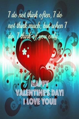【免費生活App】Valentines Day Greeting Cards-APP點子