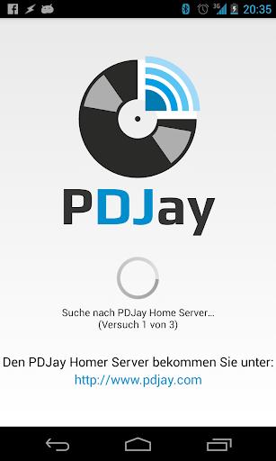 PDJay Home