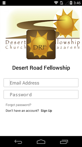 Desert Road Fellowship