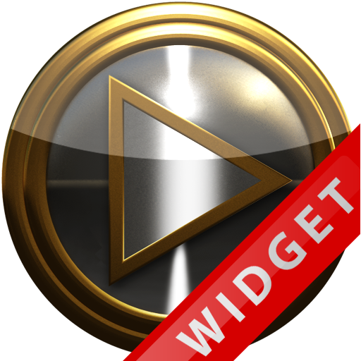 Poweramp Widget Gold Platinum