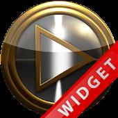 Poweramp Widget Gold Platinum