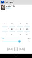 Screenshot of Music Looper