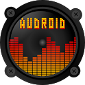 Audroid Pro the AudioManager icon