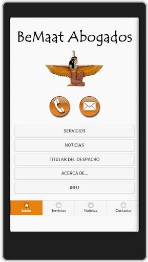【免費工具App】BeMaat Abogados-APP點子