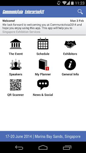 CommunicAsia2014