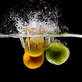 TRIO by William Ay-Ay - Food & Drink Fruits & Vegetables