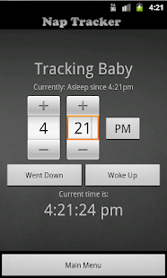 Nap Tracker- screenshot thumbnail
