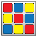 GameSquares – A N-Puzzle Game logo