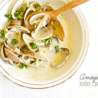 Clams with Coconut Milk.