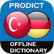 Turkish - German dictionary