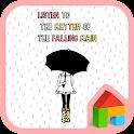 Rainy Day dodol theme icon