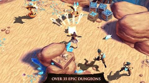 Dungeon Hunter 4 Screenshot 13