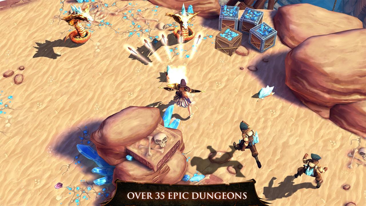 Dungeon Hunter 4 screenshot #13
