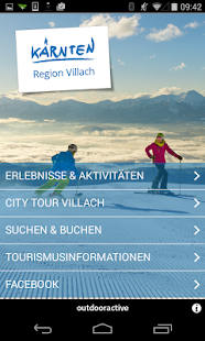 Region Villach – Miniaturansicht des Screenshots