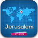 Jerusalem Hotels, Map & Guide icon