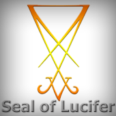 Seal of Lucifer Live Wallpaper