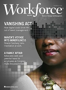 Workforce magazine - screenshot thumbnail