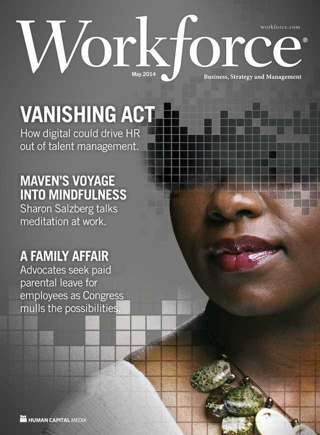 Workforce magazine - screenshot