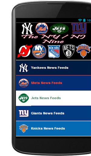 The NY NJ 9