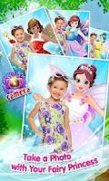 Screenshot of Fairy Princess Fashion &Makeup