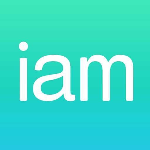 連絡先をまとめて交換!連絡帳アプリ-iam- LOGO-APP點子