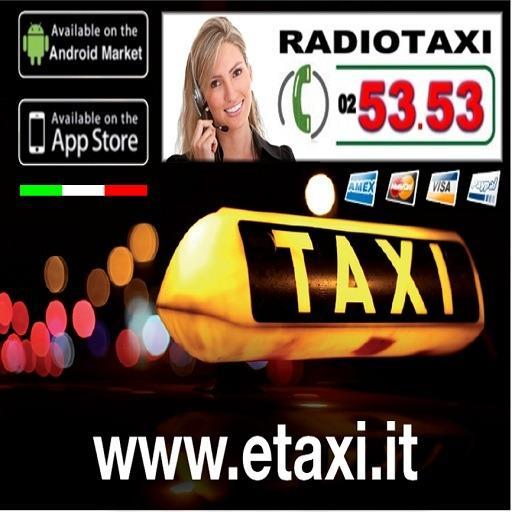 SERVIZIO TAXI ITALIA LOGO-APP點子