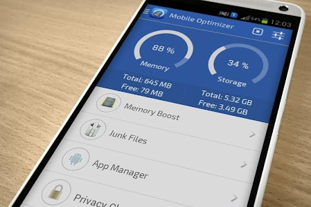Mobile Optimizer & Cleaner v2.2