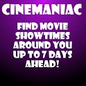 CineManiac logo