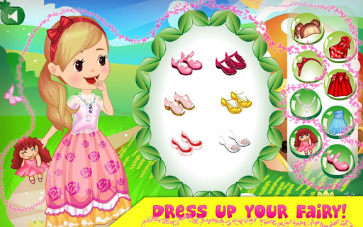Dress up Fairy Place
