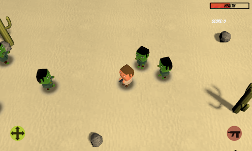 Desert Zombies - screenshot thumbnail