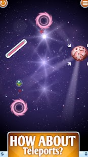 Galaxy Pool (physics game) - screenshot thumbnail