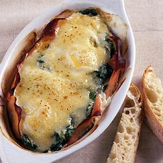 Florentine Ham Grill Recipe