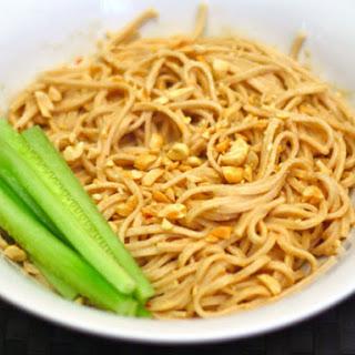 Melissa Roberts' Peanut Butter Noodles