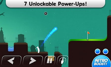 Super Stickman Golf Screenshot 2