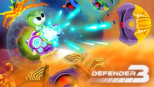 Space Defense – Shooting Game Mod Apk (Unlimited Money) 1