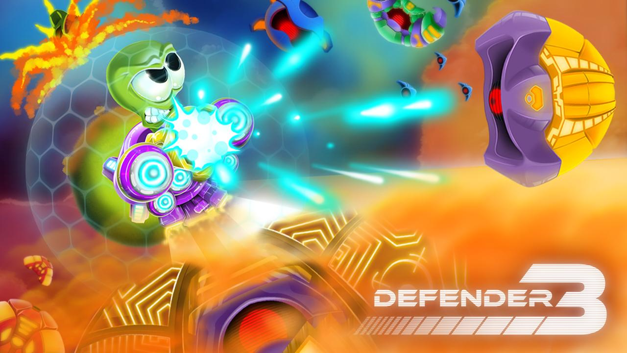 Space Defense - Shooting Game- screenshot