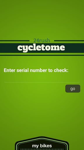 Cycletome