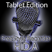 FreeStyle Recorder HDA Tablet
