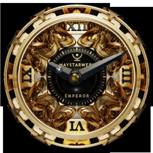 Clock Widget Emperor