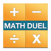 Math Duel - 2 Player Math Game