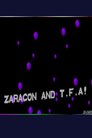 Zaracon Cracktro - screenshot