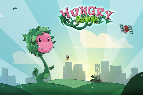 Hungry Flower- screenshot thumbnail
