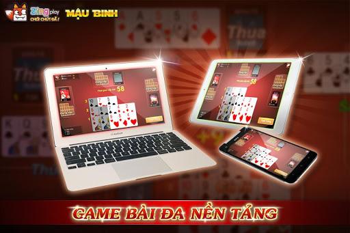 Poker VN - Mu1eadu Binh u2013 Binh Xu1eadp Xu00e1m - ZingPlay  {cheat|hack|gameplay|apk mod|resources generator} 3
