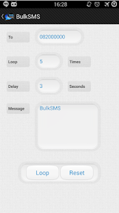 BulkSMS- screenshot thumbnail
