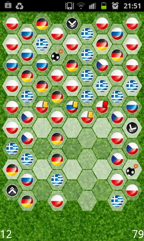 Football HEX Jewels - screenshot