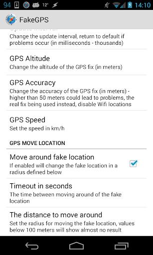 Fake GPS Go Location Spoofer  screenshots 7