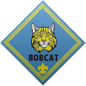 Cub Scout Bobcat Badge logo